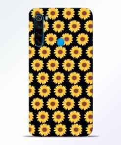Sunflower Redmi Note 8 Mobile Cover