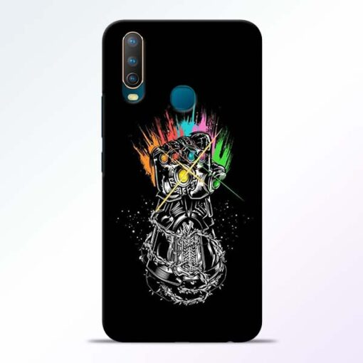 Thanos Hand Vivo U10 Mobile Cover