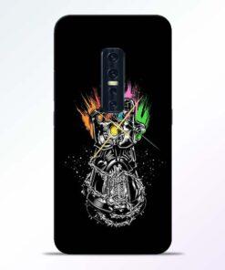 Thanos Hand Vivo V17 Pro Mobile Cover