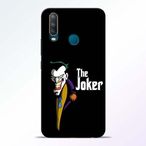 The Joker Face Vivo U10 Mobile Cover
