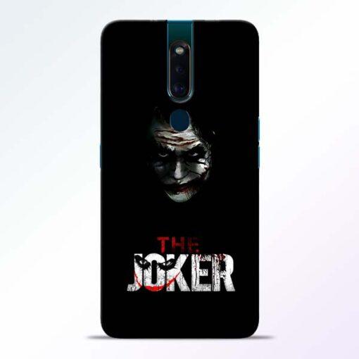 The Joker Oppo F11 Pro Mobile Cover