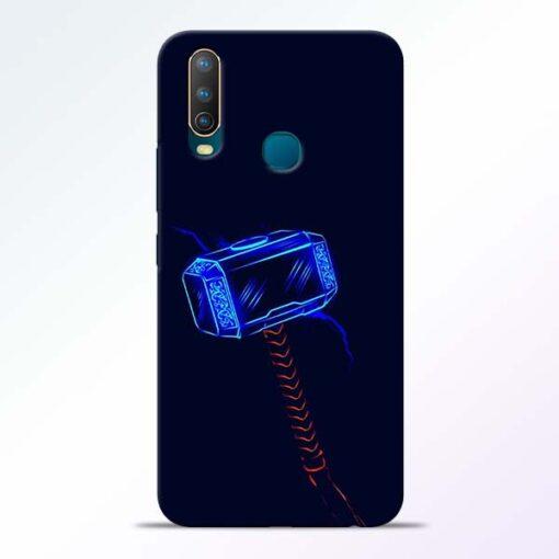 Thor Hammer Vivo U10 Mobile Cover