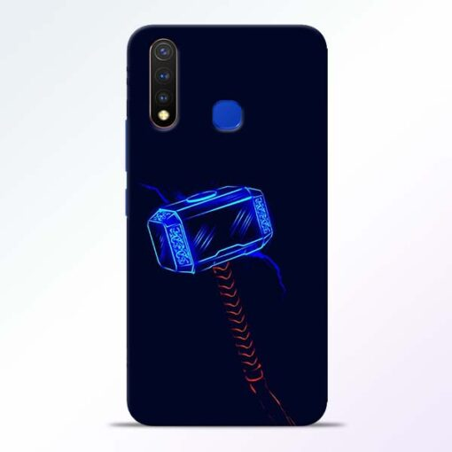 Thor Hammer Vivo U20 Mobile Cover