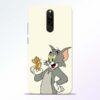 Tom Jerry Redmi 8 Mobile Cover