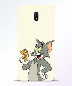 Tom Jerry Redmi 8A Mobile Cover