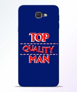 Top Quality Man Samsung Galaxy J7 Prime Mobile Cover