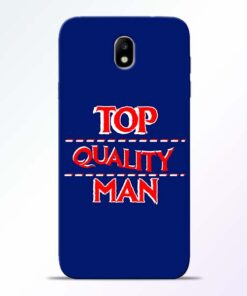 Top Quality Man Samsung Galaxy J7 Pro Mobile Cover