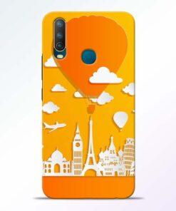 Traveller Vivo U10 Mobile Cover