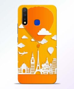 Traveller Vivo U20 Mobile Cover