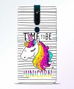 Unicorn Horse Oppo F11 Pro Mobile Cover