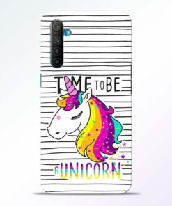 Unicorn Horse Realme XT Mobile Cover