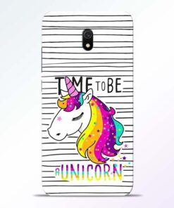 Unicorn Horse Redmi 8A Mobile Cover