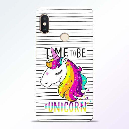 Unicorn Horse Redmi Note 5 Pro Mobile Cover
