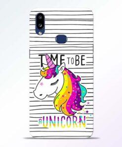 Unicorn Horse Samsung Galaxy A10s Mobile Cover
