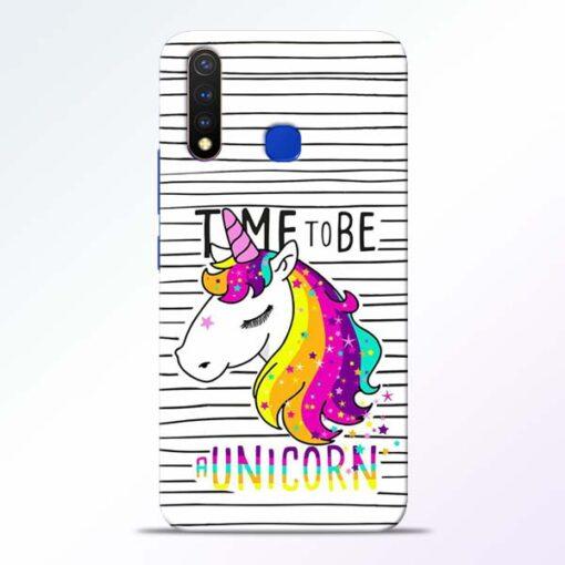 Unicorn Horse Vivo U20 Mobile Cover