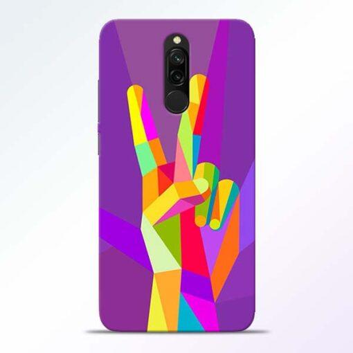 Victory Redmi 8 Mobile Cover