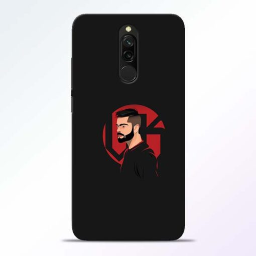 Virat Redmi 8 Mobile Cover