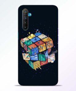 Wolrd Dice Realme XT Mobile Cover