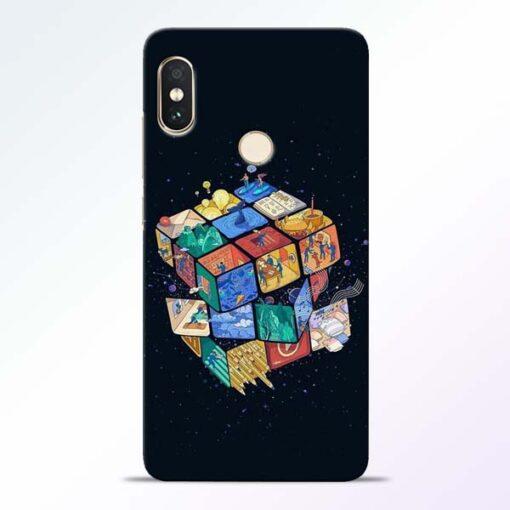 Wolrd Dice Redmi Note 5 Pro Mobile Cover