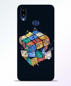 Wolrd Dice Samsung Galaxy A10s Mobile Cover