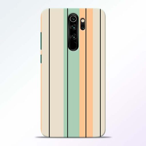 Wood Color Redmi Note 8 Pro Mobile Cover
