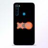 XO Pattern Redmi Note 8 Mobile Cover