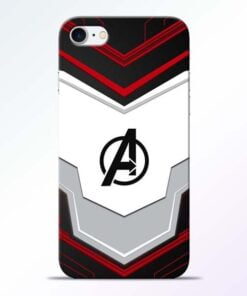 Buy Avenger Endgame iPhone 8 Mobile Cover at Best Price