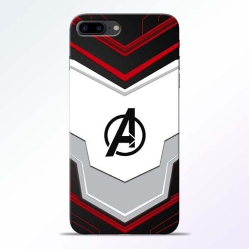 Buy Avenger Endgame iPhone 8 Plus Mobile Cover at Best Price