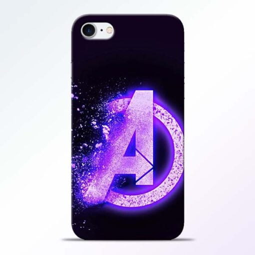Buy Avengers A iPhone 7 Mobile Cover at Best Price