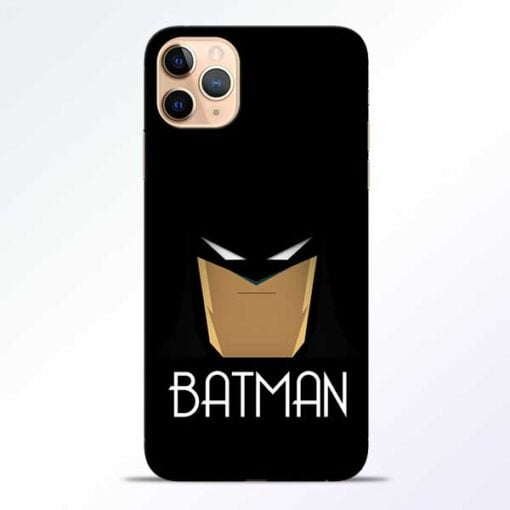 Batman Face iPhone 11 Pro Mobile Cover
