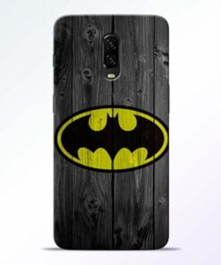 Batman Love OnePlus 6T Mobile Cover