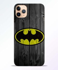 Batman Love iPhone 11 Pro Mobile Cover