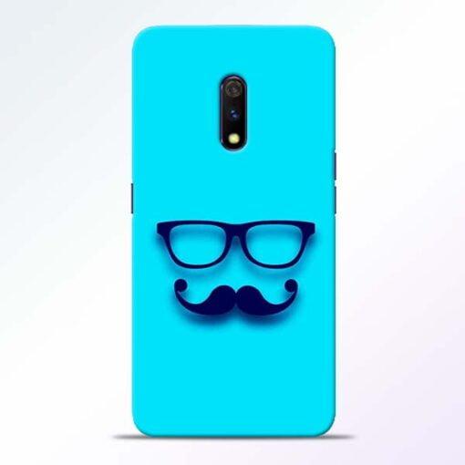 Beard Face Realme X Mobile Cover