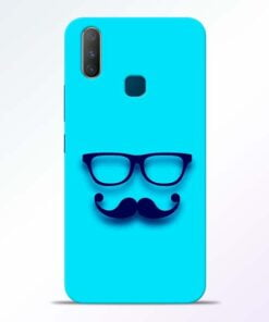 Beard Face Vivo Y17 Mobile Cover
