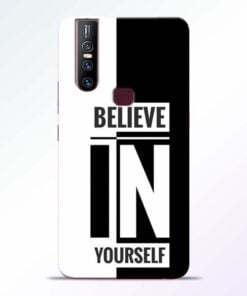 Believe Yourself Vivo V15 Mobile Cover