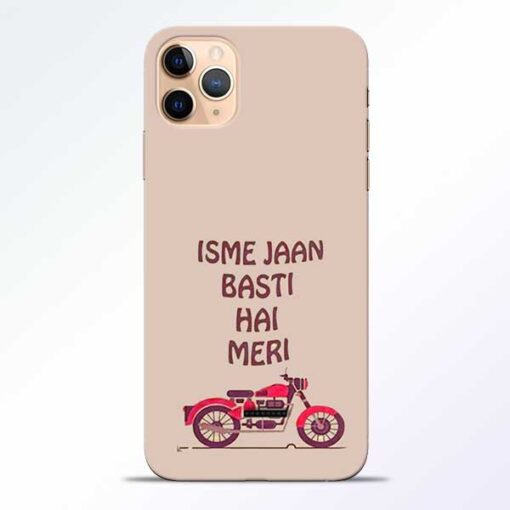 Bullet Love iPhone 11 Pro Mobile Cover