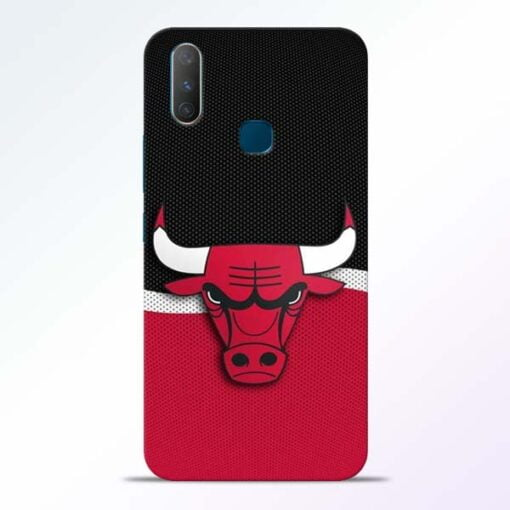 Chicago Bull Vivo Y17 Mobile Cover