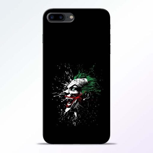 Buy Crazy Joker iPhone 8 Plus Mobile Cover at Best Price