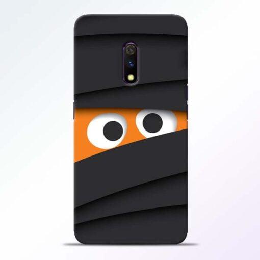 Cute Eye Realme X Mobile Cover