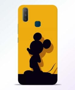 Cute Mickey Vivo Y17 Mobile Cover