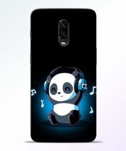 DJ Panda OnePlus 6T Mobile Cover