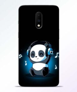 DJ Panda OnePlus 7 Mobile Cover