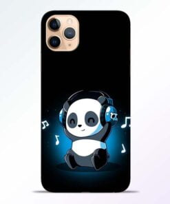 DJ Panda iPhone 11 Pro Mobile Cover