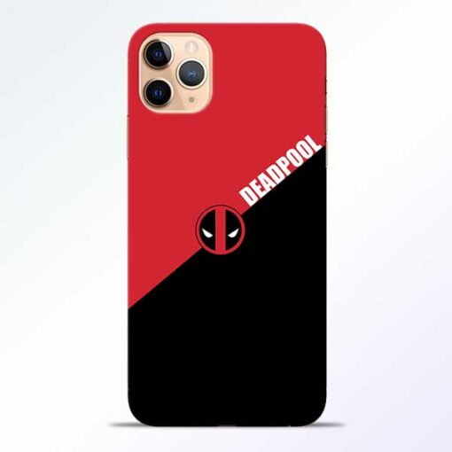 DeadPool iPhone 11 Pro Mobile Cover