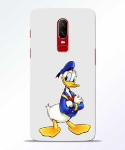 Donald OnePlus 6 Mobile Cover