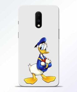 Donald OnePlus 7 Mobile Cover