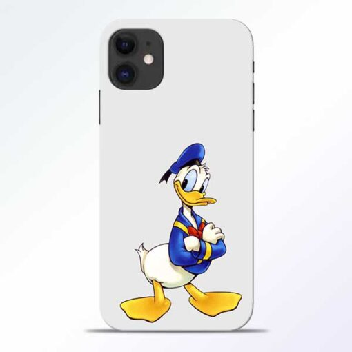 Donald iPhone 11 Mobile Cover