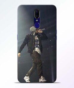 Eminem Style Oppo F11 Mobile Cover