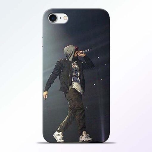 Buy Eminem Style iPhone 8 Mobile Cover at Best Price