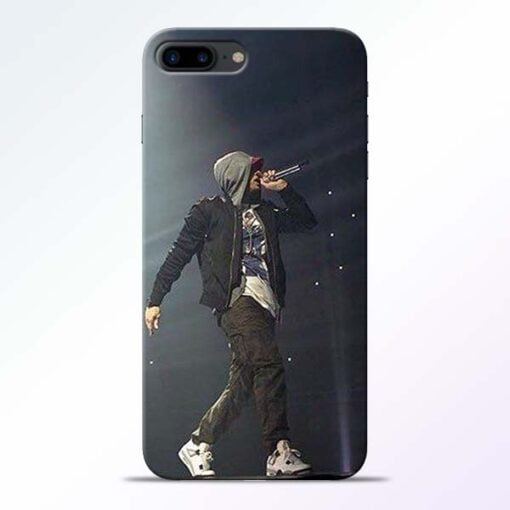 Buy Eminem Style iPhone 8 Plus Mobile Cover at Best Price